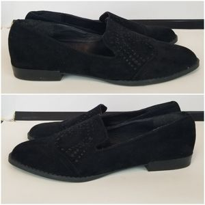 New Forever 21 Black Loafer